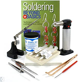 Advanced Soldering Kit with Soldering Paste and Butane Torch SFC Tools Kit-1770