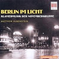Berlin I'm Licht