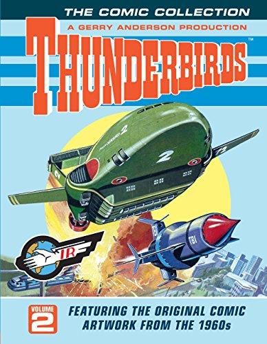 Thunderbirds 2: The Comic Collection