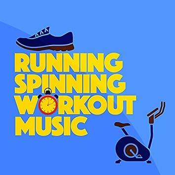 Running Spinning Workout Music