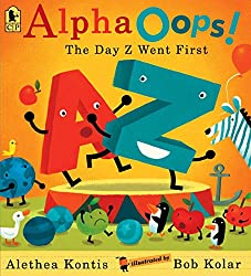 Our 10 Favorite ABC Books - Alpha Oops