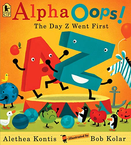 AlphaOops!: The Day the Z Went First