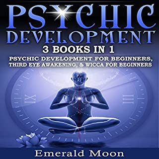 Psychic: 3-in-1 Bundle audiobook cover art