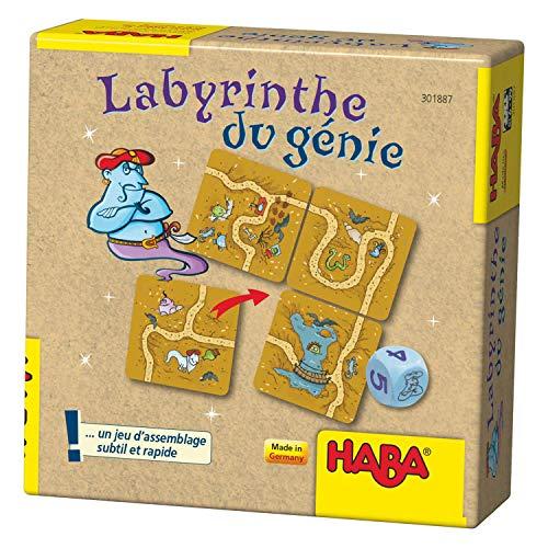 HABA - Labyrinth Puzzles