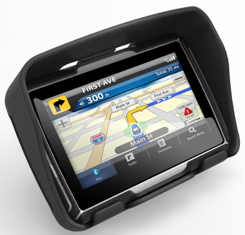 Big Save! iWIN RIDER Motorcycle GPS Navigator with Lifetime USA, and Canada Map.