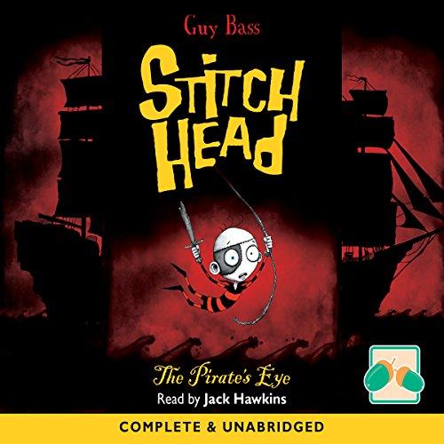 Couverture de Stitch Head: The Pirate's Eye