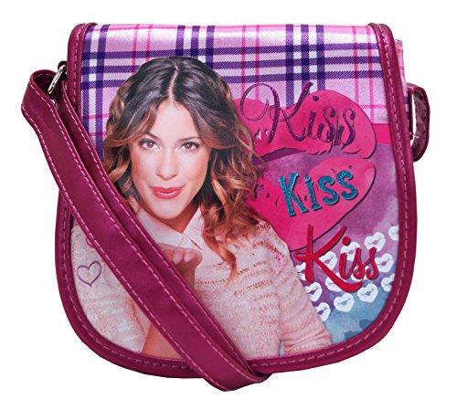 Violetta - Kiss Muffin Mini Schultertasche (Karactermania 28380)
