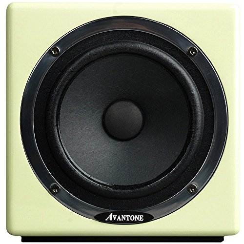 Avantone Pro Active MixCube 5.25 Inches Powered Studio Monitor - Retro Cream, Each