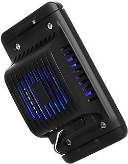 ibasenice Refrigerador del Teléfono Disipador de Calor Radiador del Teléfono Ventilador del Teléfono para Teléfono Celular Teléfono Inteligente