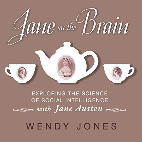 Jane on the Brain audiobook cover art