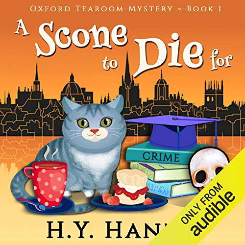 Couverture de A Scone to Die For