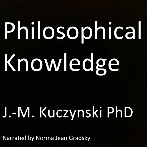 Philosophical Knowledge cover art