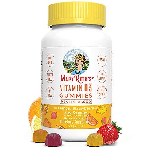 Vitamin D3 Gummy by MaryRuth's