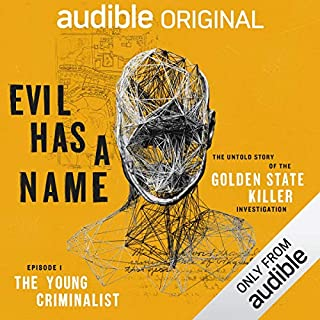 Episode 1: The Young Criminalist (Evil Has a Name) cover art
