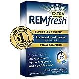 REMfresh Extra Strength 5mg Melatonin Sleep Aid Supplement (36 Caplet)   Sleep Supports Immune Function   #1 Doctor Recommended   Pharmaceutical-Grade, Ultrapure Melatonin