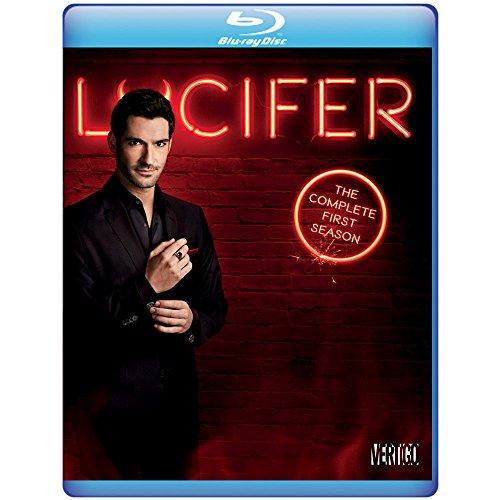 Lucifer: The Complete First Season (3 Blu-Ray) [Edizione: Stati Uniti] [Italia] [Blu-ray]
