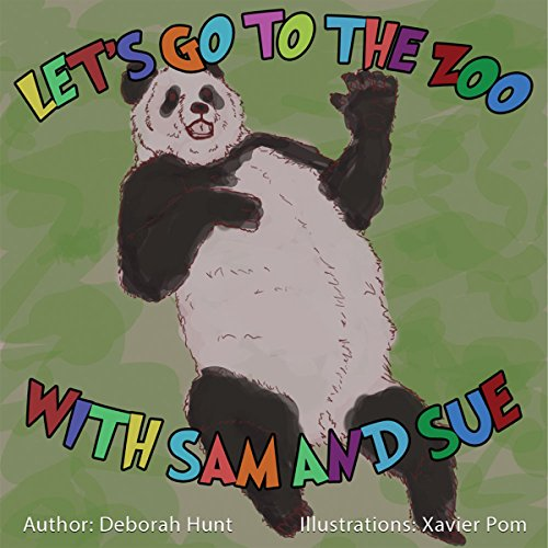 Lets Go to the Zoo with Sam and Sue audiobook cover art