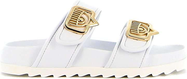 Sandalo doppio cinturino chiara ferragni B08ZNVMFS7