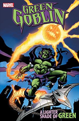 Green Goblin: A Lighter Shade Of Green (Green Goblin...