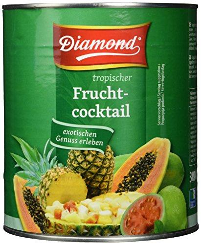 Diamond Tropischer Fruchtcocktail, 1er Pack (1 x 3 kg Packung)