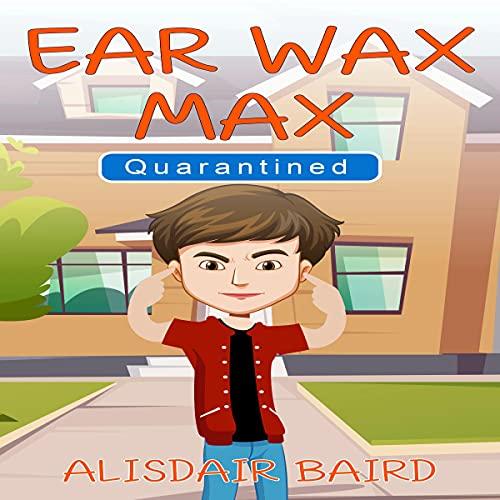 『Ear Wax Max』のカバーアート