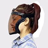 Professional Full Face Protective Shields...