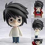 XMHL Anime Death Note 17 # Nendoroid Q Versión Cambio de Cara Figura de acción de PVC móvil Juguetes de muñecas coleccionables Regalo de bebé Nuevos Brinquedos