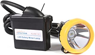 Huntinhg Friends 1+2 LED Miner Lamp KL6M(H) 18650 Battery Mining lamp Waterproof Headlight Explosion Proof Cap Miner Lamp