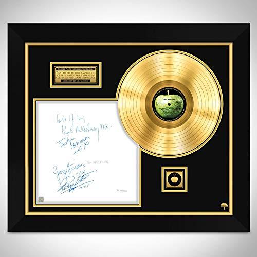 The Beatles Limited Signature Edition Custom Frame