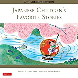 Japanese Children's Favorite Stories and More Japanese Children's Favorite Stories by Florence Sakade, illustrated by Yoshio Hayashi