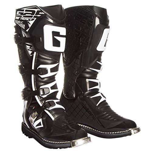 Gaerne Motocross-Stiefel G-React Enduro Schwarz Gr. 42