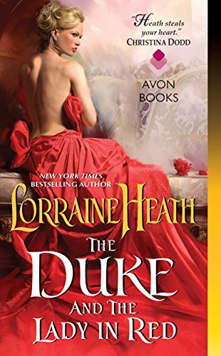 The Duke and the Lady in Red (Scandalous Gentlemen of St. James Book 3) (English Edition)