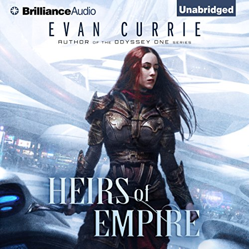 Heirs of Empire audiobook cover art