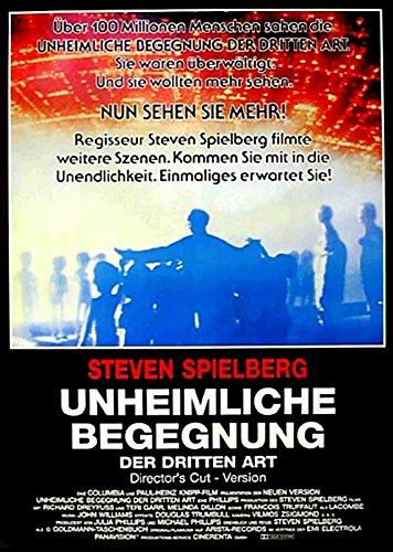 Unheimliche Begegnung der dritten Art: Directors Cut (1997) | original Filmplakat, Poster [Din A1, 59 x 84 cm]