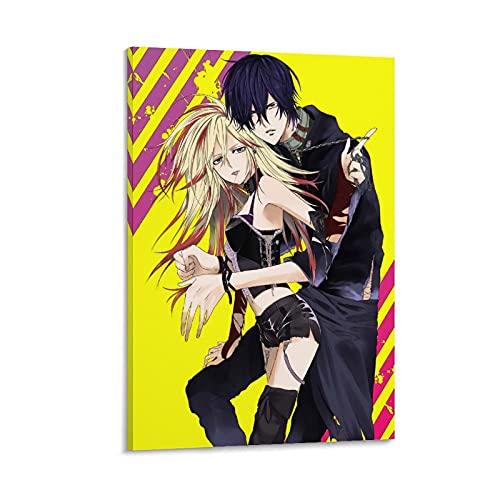 Skip Beat! Poster sur toile Motif couple amoureux 40 x 60 cm