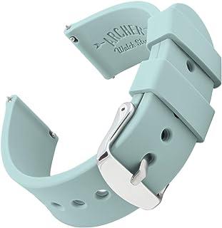 comprar comparacion Archer Watch Straps   Repuesto de Correa Reloj de Silicona para Hombre y Mujer, Caucho Fácil de Abrochar para Relojes y Sm...