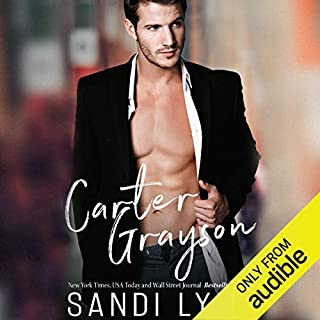 Carter Grayson                   By:                                                                                                                                 Sandi Lynn                               Narrated by:                                                                                                                                 Lance Greenfield,                                                                                        Summer Morton                      Length: 6 hrs and 6 mins     4 ratings     Overall 4.5