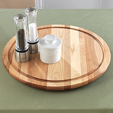 Snow River 7V03387  19-Inch Lazy Susan with Groove