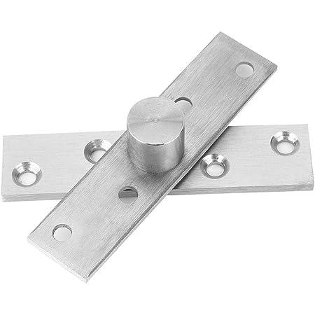 360° Rotating Door Stainless Steel Heavy Duty Pivot Conceal Up /& Down Door Hinge