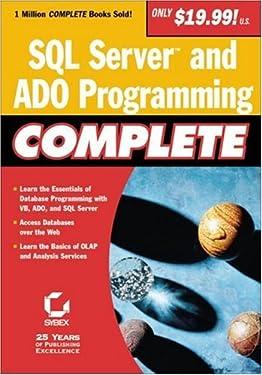 SQL Server and ADO Programming Complete