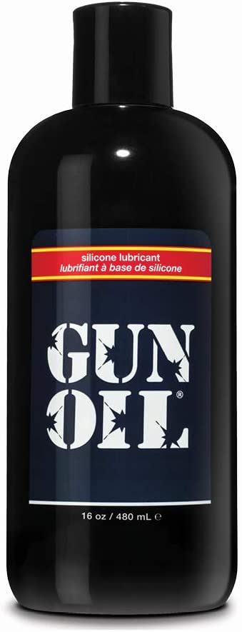 A sex lube called gun oil