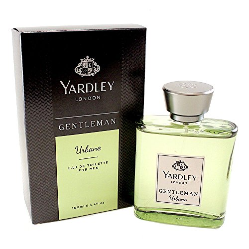 Yardley Of London Gentleman Urbane Eau de parfum pour homme 100 ml