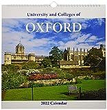 Oxford Colleges Large Calendar - 2022