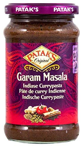 PATAK'S Currypaste, Garam Masala, 283 g