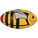 OPTIMUM Pelota De Rugby, Stinger, Mini, Unisex-Youth, Multicolor