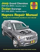 Jeep Grand Cherokee 2005 thru 2019 and Dodge Durango 2011 thru 2019 Haynes Repair Manual: Based on complete teardown and rebuild (Haynes Automotive)