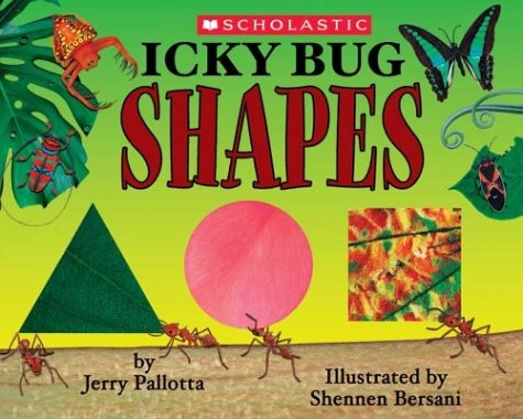 Icky Bug Shapes