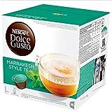 Nescafè(R) Los tés y cápsulas de hierbas originales Dolce Gusto Marrakesh Style Tea - 96 cápsulas