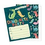 Dinosaur Kids Party Invitation Cards - Lots...