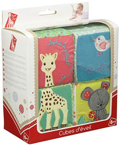 Vulli Cubes d'éveil - Sophie la Girafe